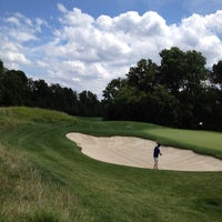Photo taken at Hampshire Greens Golf Course by David on 8/12/2012