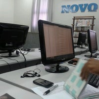 Photo taken at Novo Jornal by Tallyson M. on 6/20/2012