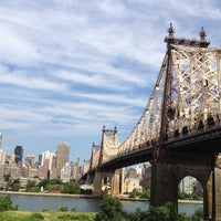 Photo taken at Ed Koch Queensboro Bridge by Cally D. on 7/9/2012