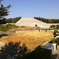 Photo taken at Sacrario militare di Redipuglia by gabriele g. on 8/23/2012