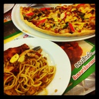 Photo taken at The Pizza Company Lamphun by Maiczz Z. on 5/15/2012