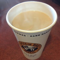 Photo taken at Einstein Bros Bagels by Matt on 7/21/2012