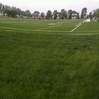 Photo taken at Bolstorff Field by Zack C. on 5/23/2012