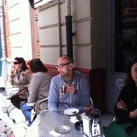 Photo taken at El Palco by Mo L. on 6/12/2012