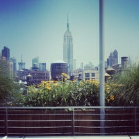 Photo taken at Jade Building Rooftop by Mara R. on 6/29/2012