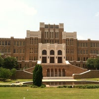 Photo taken at Little Rock Central High School National Historic Site by Anuraag C. on 5/24/2012