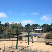 Photo taken at Louis Sutter Playground by Steven C. on 6/30/2012