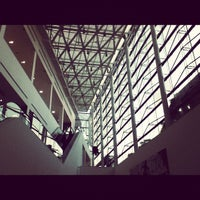 Photo taken at Museo de Arte Latinoamericano de Buenos Aires (MALBA) by Aline P. on 7/28/2012