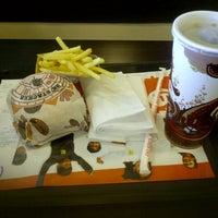 Photo taken at Burger King by David H. on 6/28/2012