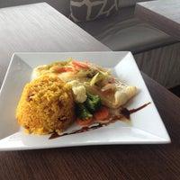 Photo taken at Desecheo Restaurant by Desecheo A. on 7/5/2012