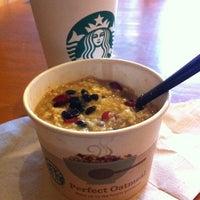 Photo taken at Starbucks by Velvetacide on 2/24/2012