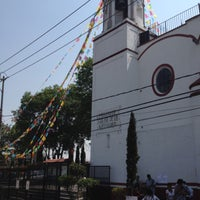 Photo taken at Iglesia Tetelpan by Jose R O. on 3/3/2012