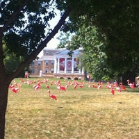 Photo taken at Bascom Hall by Rory L. on 9/4/2012