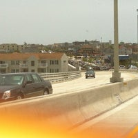 Photo taken at Howard S. Stainton Memorial Causeway by Rachael W. on 5/27/2012