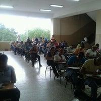 Photo taken at Edificio Juan Isidro Jimenez (JJ) by Karlos B. on 5/2/2012