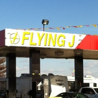 Photo taken at Flying J by Brian H. on 3/1/2012