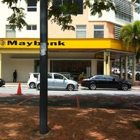 Photo taken at Maybank Section 5 by Nurulhusna M. on 2/19/2012