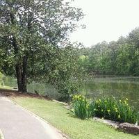Photo taken at Aldridge Gardens by KarenJ on 4/1/2012