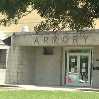 Photo taken at Florida Army National Guard Armory by Fernanda C. on 7/25/2012