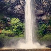 Photo taken at Bridal Veil Falls by Stas K. on 2/12/2012