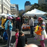 Photo taken at Downtown Berkeley Farmers Market by Forrest H. on 3/3/2012