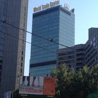 Снимок сделан в Центр международной торговли пользователем Ксения Я. 8/2/2012