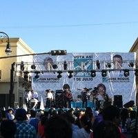 Photo taken at Plaza De Armas by Jorge T. on 6/26/2012