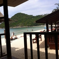 Photo taken at Central Cottage Resort by Phiphit P. on 4/6/2012