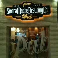 Photo taken at Sierra Madre Brewing Co. Pub by Andrea G. on 6/16/2012