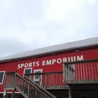 Photo taken at Carlisle Sports Emporium by Brian O. on 9/3/2012