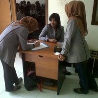 Photo taken at Universitas Nurtanio Bandung by Silvia Anggiawati M. on 7/19/2012