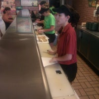 Photo taken at SUBWAY by Joe A. on 7/20/2012