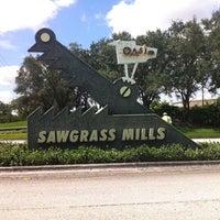 Photo taken at Sawgrass Mills by Beto B. on 5/4/2012
