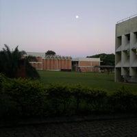 Photo taken at Biblioteca Central Prof. Alpheu da Veiga Jardim (BC) by Bruno C. on 5/4/2012