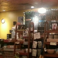 Photo taken at Heine Brothers Coffee by Steve G. on 7/31/2012