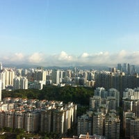 Photo taken at Four Points by Sheraton Shenzhen by Brent D. on 5/8/2012
