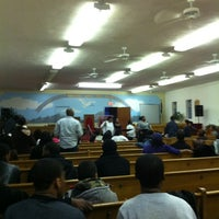 Photo taken at Bethel Tabernacle United Holy Church by Charles C. on 2/25/2012