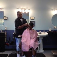 Photo taken at Henry's Barbershop by Toni S. on 6/3/2012