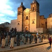 Foto tomada en Templo de Santo Domingo de Guzmán por Pepe E. el 3/19/2012