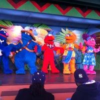 Photo taken at Sesame Street Safari Of Fun by Tami S. on 2/12/2012
