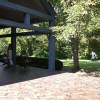 Photo taken at Umlauf Sculpture Garden by Dj AaYmin on 9/8/2012