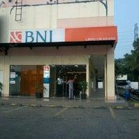 Photo taken at BNI Cabang Lippo Cikarang by Ade S. on 5/10/2012