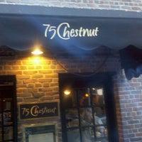 Photo taken at 75 Chestnut by John L. on 7/2/2012