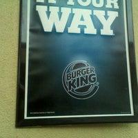 Photo taken at Burger King by Mz. M. on 3/31/2012