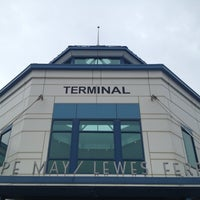 Photo taken at Cape May-Lewes Ferry | Cape May Terminal by j3ss0n V. on 5/1/2012
