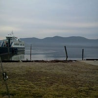 Photo taken at NY Waterway Ferry Terminal Newburgh by Erin G. on 2/10/2012