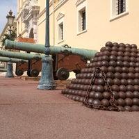 Photo taken at Palais Princier de Monaco by Nikolay S. on 6/18/2012