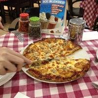Photo taken at Pizza Milano by 🎀Gigi T. on 2/21/2012