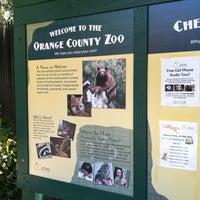 Photo taken at Orange County Zoo by Ed Q. on 5/5/2012