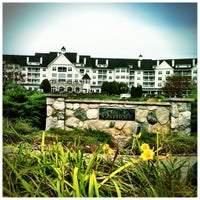Photo taken at The Osthoff Resort by Ron R. on 9/4/2012